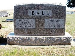 Susie Viola <i>Morrow</i> Ball