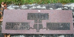 Betty Mae Allie