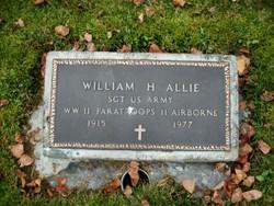 William H Allie