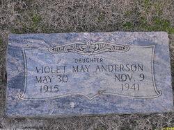 Violet May Anderson