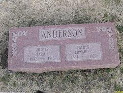 Sarah <i>Lucas</i> Anderson