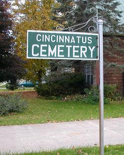 Cincinnatus Cemetery