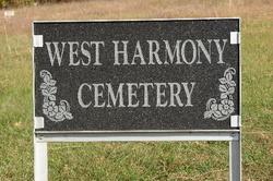 West Harmony Cemetery