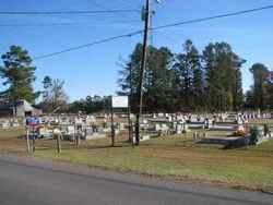 Big Island Baptist Church Cemetery