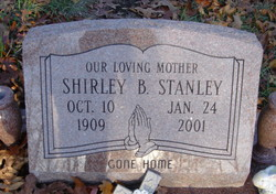 Shirley Beatrice <i>Elkins</i> Stanley