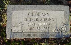 Chloe Ann <i>Cooper</i> Adkins