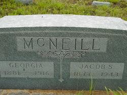 Georgia Elizabeth <i>Farr</i> McNeill