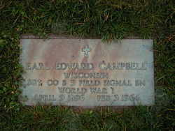 Earl Edward Campbell
