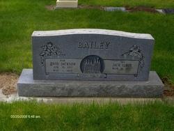 Enid <i>Jackson</i> Bailey