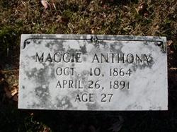 Maggie Anthony