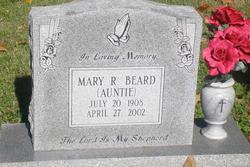 Mary R. Beard