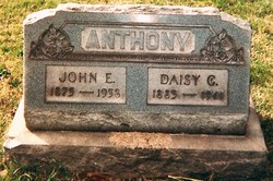 John Edward Anthony