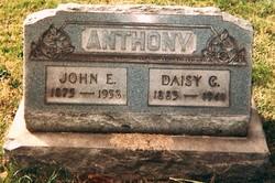 Daisy Gertrude <i>Plummer</i> Anthony