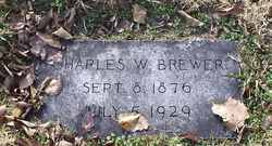 Charles W Brewer