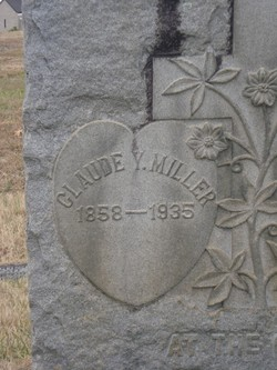 Claude Young Miller