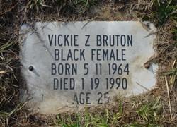 Vickie Zearlene Bruton