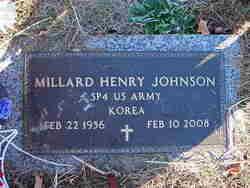Millard Henry Johnson