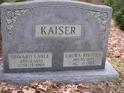Laura <i>Rhodes</i> Kaiser