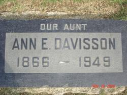 Ann E Davisson