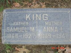 Anna L King