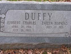 Evelyn <i>Hopkins</i> Duffy