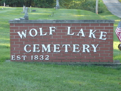 Wolf Lake Cemetery