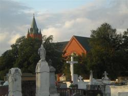 Saint Landry Church Cemetery