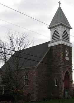 Morgantown United Methodist Church Cemetery