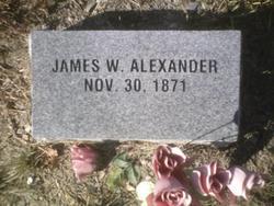 James William Alexander