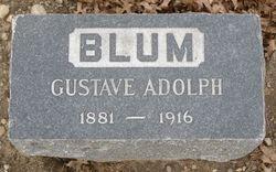 Gustav Adolph Blum