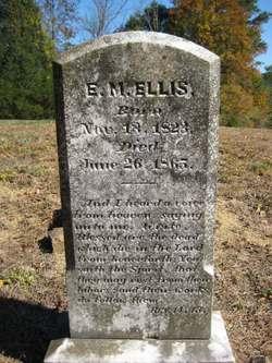Elijah Marion Ellis