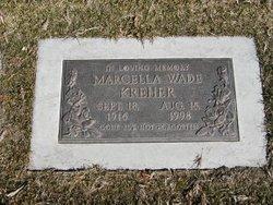 Marcella Mae <i>Wade</i> Kreher