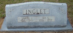 Ida Ella Viola <i>Gunter</i> Inglet