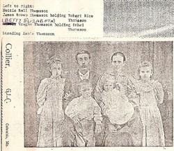 Ethel Luella <i>Thomason</i> Gilmore