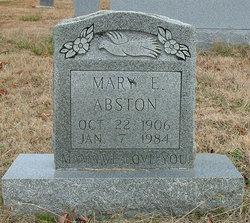 Mary Elizabeth Abston