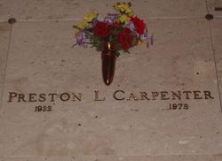 Preston Lionel Carpenter