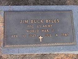Jim Buck Byles
