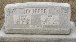Anne Elizabeth Duffee