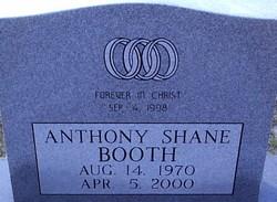 Anthony Shane Booth