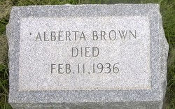 Alberta Brown