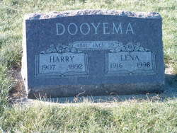 Harry Dooyema