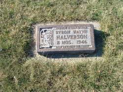 Byron Wayne Halverson