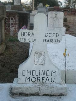 Emeline M. Moreau