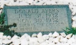 Donald Ayers