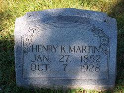 Henry Kossuth Martin