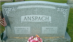 Charles E Anspach