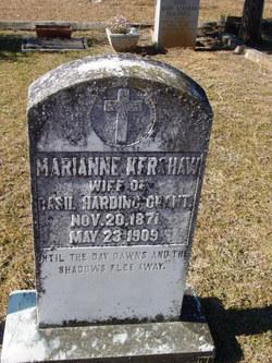 Marianne <i>Kershaw</i> Grant