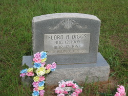Flora A Diggs