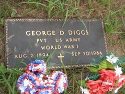 George D Diggs