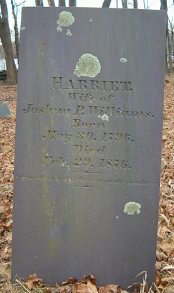Harriet Williams